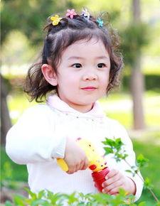 女宝宝发型编辫扎法图解 2岁女宝宝编辫子发型