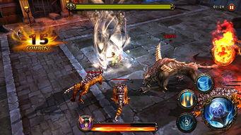 惧Ky-总算在iOS与Android同步登场了!『永恒战士4』为Glu Mobile旗下永...
