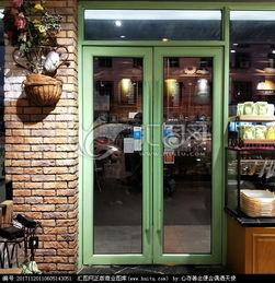蛋糕店门头设计