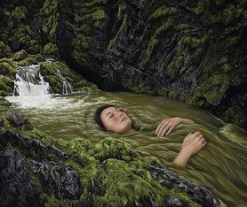 天人合一 人与自然相融合的艺术创意