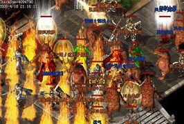 叱咤之门冰剑传奇-皇宫门已被打破,进入皇宫没有任何悬念,只是不知道皇宫里的守城将...