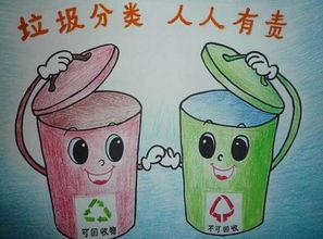 环保主题儿童画 3