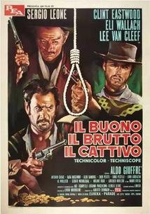 来自意大利的镖客电影三部曲-全球影迷公认的十大经典高分电影,周...