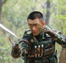 特种兵之霹雳火演员表一览 铁血特种兵 一扫 阴柔风