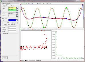 ...xcel插件 BP神经网络RBF神经网络SVM支撑向量机 三种算法回归分析