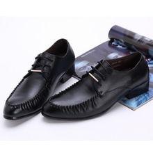 男士正装怎么搭配皮鞋?