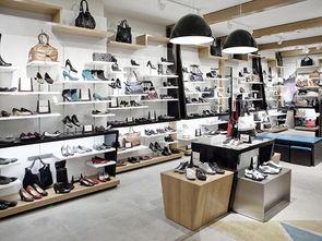 大气简约的鞋店名字