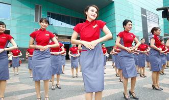 ...表会,会前邀请空姐们在台北东区街头热舞快闪,吸引众人目光/中央...