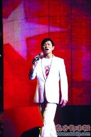 100首爱国歌曲排行 刘德华 中国人 入选