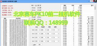 杰西北京赛车PK10挂机软件下载v1.0 官方版 彩票工具 ARP绿色软件联...