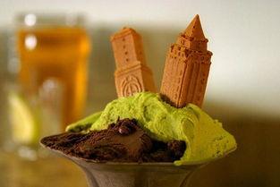 英语视频听力 意大利经典冰淇淋 Gelato