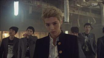EXO 狼与美女 Wolf MV Teaser n