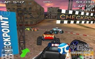 xplay游戏 四驱越野 4x4 Offroad Racing v1.4更新 IOS移植火爆场面的...
