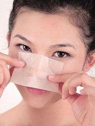 鼻子的种类-方法三:自制小苏打纯水鼻膜   材料:小苏打   粉   (半勺)、温热纯净...