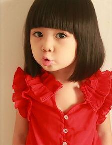 卖萌可爱小女孩图片可爱图片