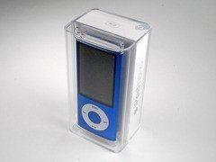 iPod nano 5 16GB版本今日报价1189元