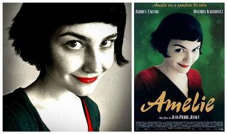 ...,重现了电影、小说和童话中一些经典人物的造型. 安娜丽丝模仿的...