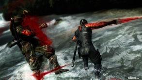 剑传》及《最终幻想传奇》手游观光   《忍者龙剑传3》新截图 多人模...