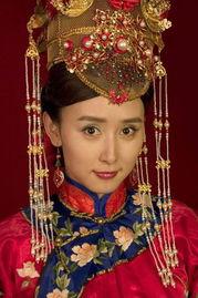 《孝庄秘史》中的苏茉儿,是认识她的最初一部戏,接着便频频在荧幕...