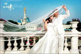 拍婚纱照怎么选适合的场景