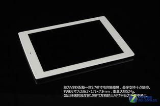 ...7英寸视网膜屏3G通话平板,该机屏幕分辨率达到了2048x1536,与...