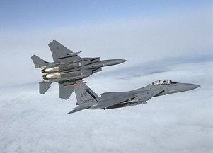 日本:美军14架f-22抵冲绳-美军一架F15战机在冲绳附近坠海 飞行员逃...