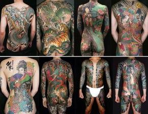 日式海浪纹身-...本人视为禁忌的刺青,藏着什么秘密