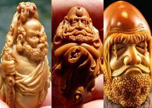 先秦大仙人-...最受欢迎的六大神仙雕刻是哪些