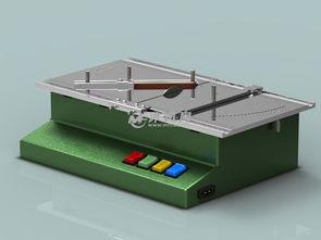 迷你小型木工锯床模型