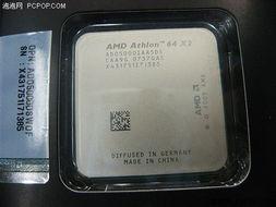 Athlon 64 X2 5000+处理器,