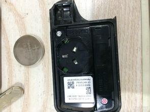 阿特兹钥匙怎么换电池