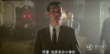...,无论曾经多么叱咤风云犯法了就要受惩罚.-香港这部黑帮史诗级...