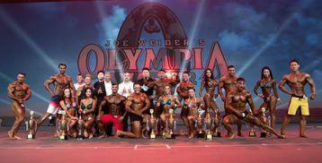 接轨国际赛事 2018奥林匹亚健身健美交流会带你走进奥赛