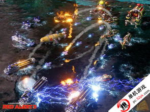红色警戒3 红色帝国对战心得