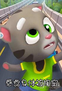 汤姆猫跑酷表情大集 07073手机游戏