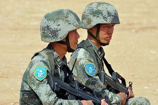 和平使命 反恐演习 多国协同训练打击三股势力