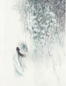 关于雪的唯美古风句子大全 唯美古风句子,中国风美的让人窒息 中国...