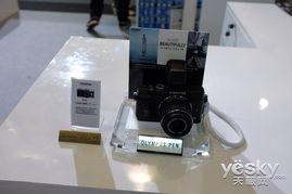 PF2013 奥林巴斯展台微型单电相机全线参展