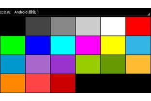 为准确.   色带、对比度、饱和度测试,从图片上看得出,对比原图虽...