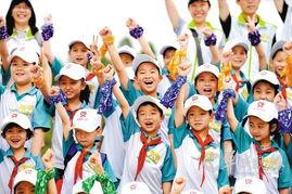 广州海珠区组织关爱外来工子女活动