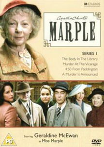 马普尔小姐探案 第一季,Agatha Christie s Marple Season 1的海报 觅...