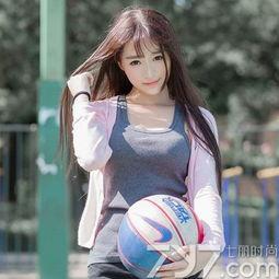 空气刘海中长发,空气刘海中发,空气刘海发型图片女中长发