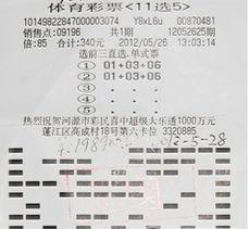 ...,江门彩民喜中11选5玩法第12052625期170注前三直选,揽获奖金...