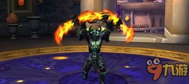 燃烧军团 魔兽世界 7.2萨格拉斯之墓全新神器