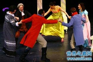 莎士比亚四大喜剧都非常的搞笑 令人欢喜 2