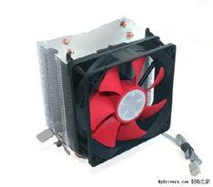 9厘米静音风扇+减震销钉,并可加装双风扇-65W功耗处理器散热用什...