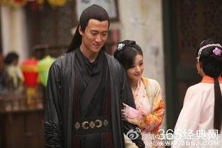 赵丽颖第一部担任女主角的电视剧 错点鸳鸯 与韩栋搭档很甜蜜