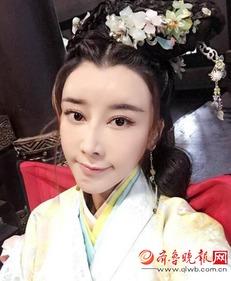在《思美人》当中,楚强齐弱,而她饰演的齐国第一美女赵燕云,与田...