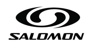 户外运动品牌SALOMON萨洛蒙品牌标志