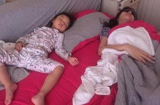 贾乃亮偷拍妻子女儿睡姿 遭李小璐报复发丑照